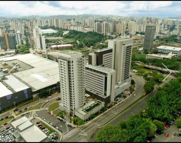 Perfeito Loft Centro São Bernardo, Shop Metrópole