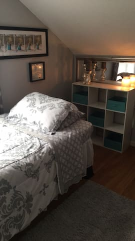 Small furnished room