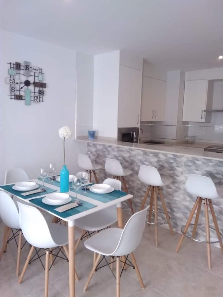 Apartamento Vera Playa, Puerto Rey Almería