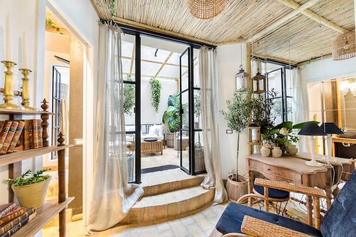 iFlat | Trastevere Luxury & Charming Loft