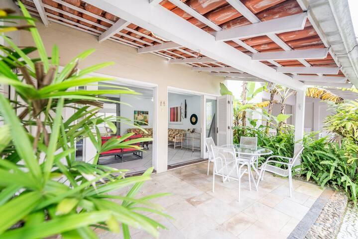 Casa em condominio a beira mar - Florianópolis - Haus
