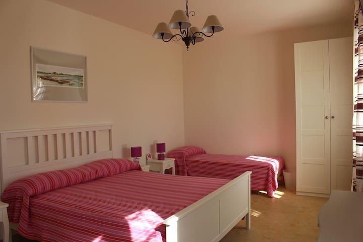 Triple room in Marelaguna Rooms - B&B
