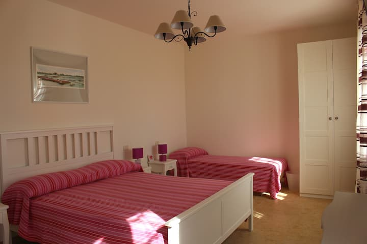 Triple room in Marelaguna Rooms - B&B
