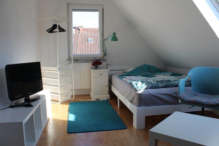 Sonniges Gästezimmer