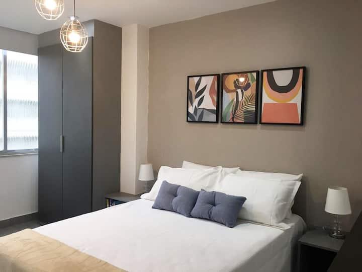Moderno apartamento no melhor ponto de Copacabana!