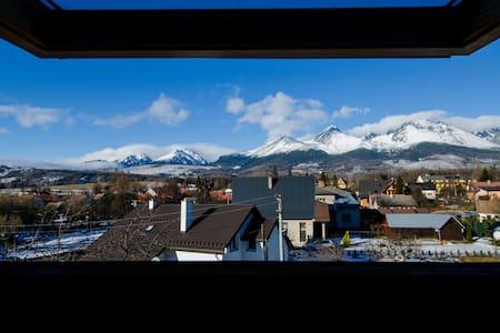 APARTMENT ANNA Štôla in High Tatras - Štôla - Dům