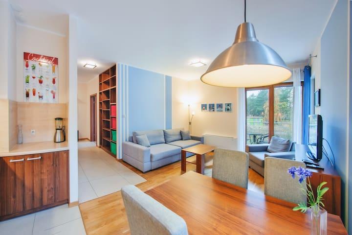 Cztery Pory Roku Apartament 9 dla 4 osób