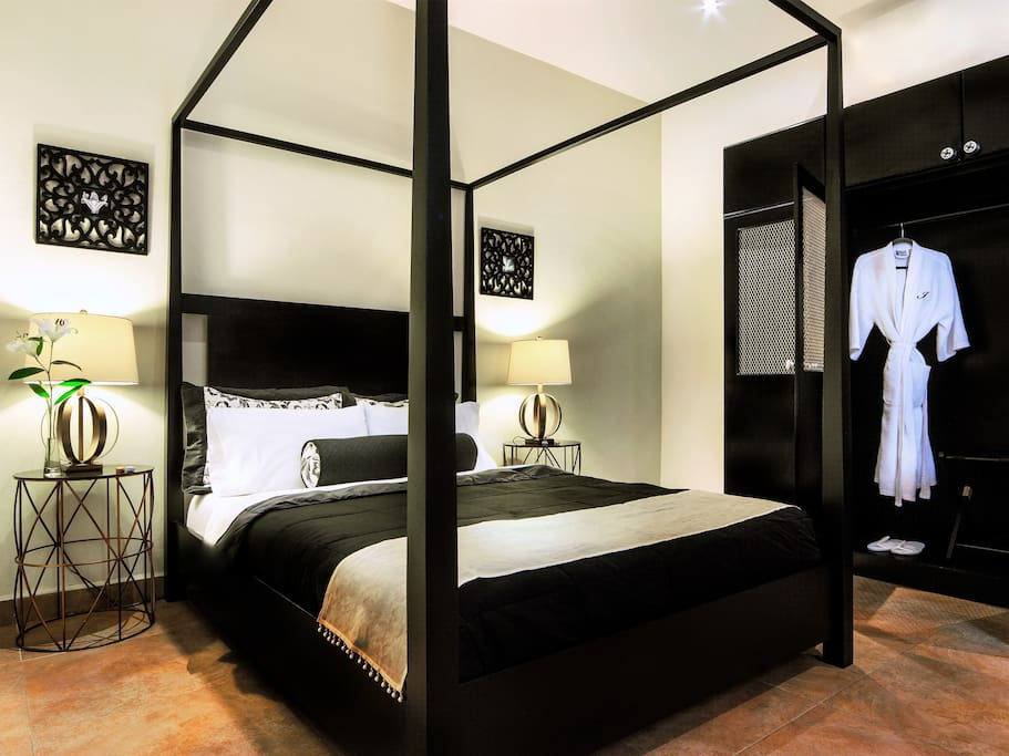 Boutique Serviced Rooms