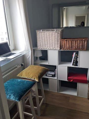 Central London Studio Apartment