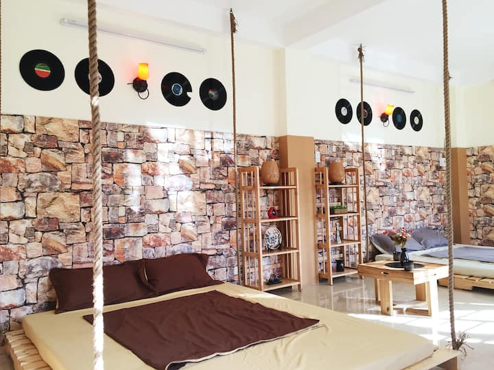BAPHomestay---Music House--- 3