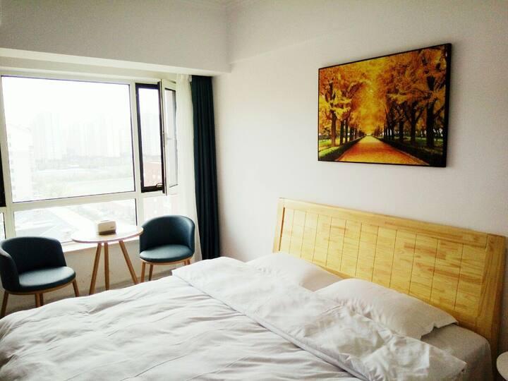 逸龙日租公寓房 时尚 安静 舒适 整洁
