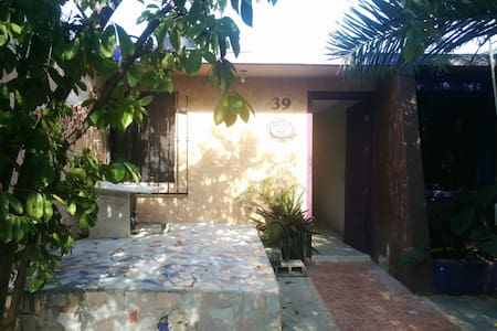 Centric private house with garde - Cancun