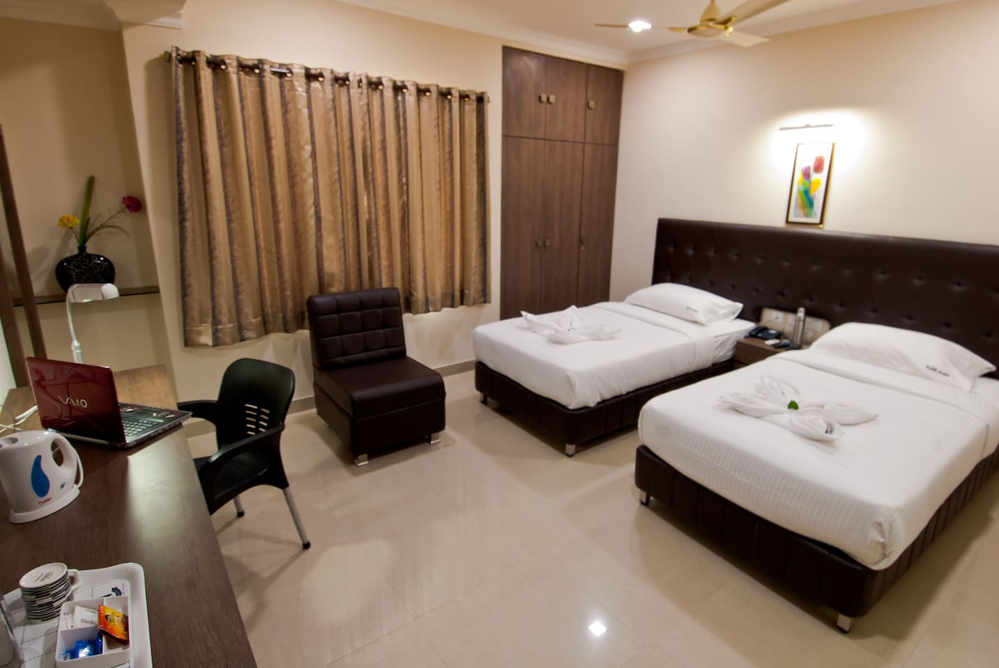 2 bhk view