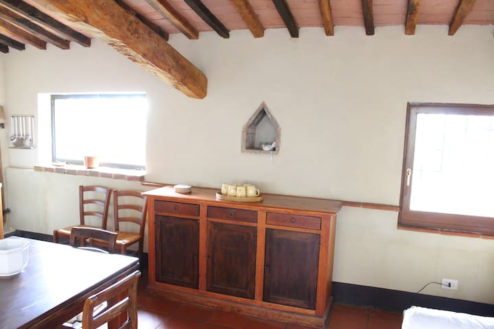 The Meadow ~ Exclusive Little Pearl in Tuscany - Trequanda - Appartement