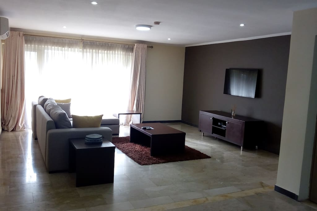 picture of living rooms emem court ikoyi 3 bedroom apartment serviced 16859
