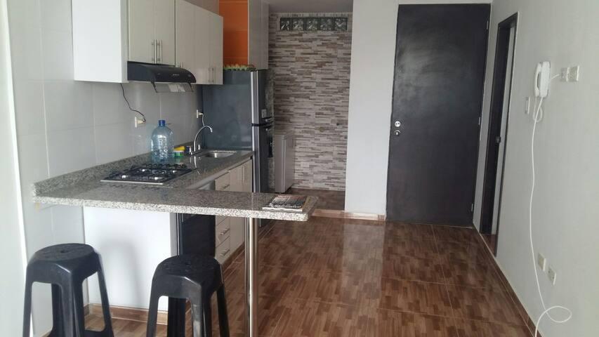 Moderno-Practico-Centrico - Buenaventura - Apartment