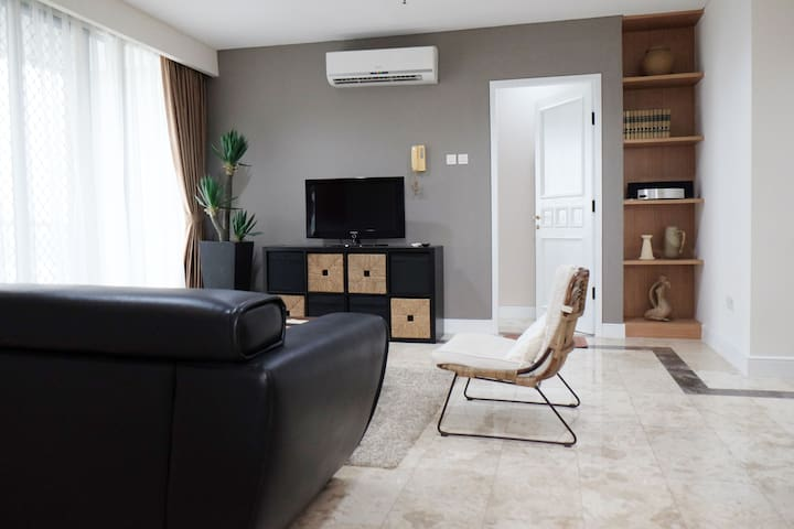 Newly Renovated, Cozy, & Spacious Modern Apartment