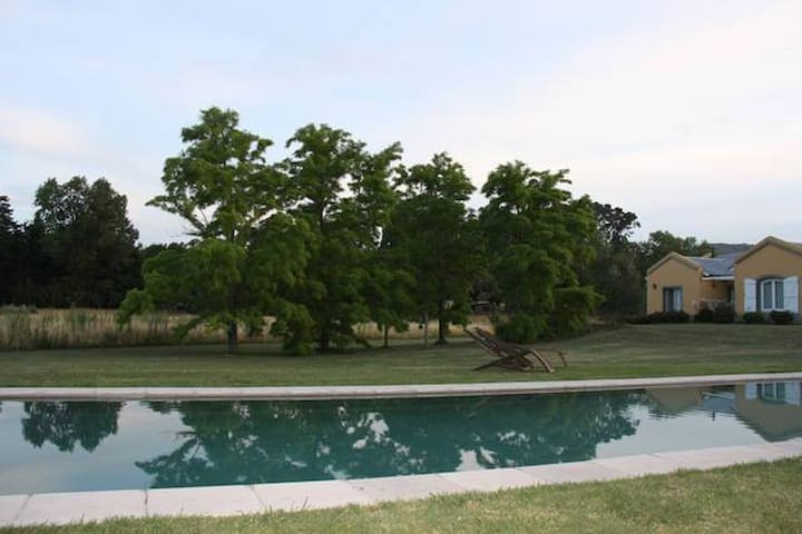 Cottage House, 15 min way from the City of Tandil