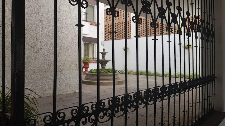Departamento Cuahtemoc (Glorieta Moctezuma) int 10