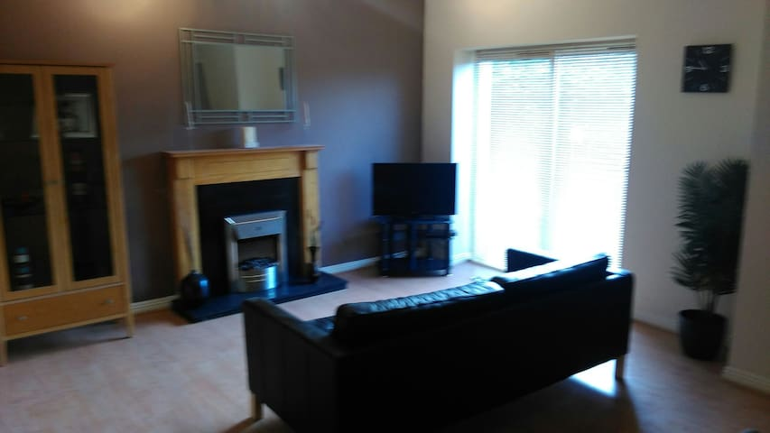 Cosy 2 bedroom apartment - Drogheda - Apartament