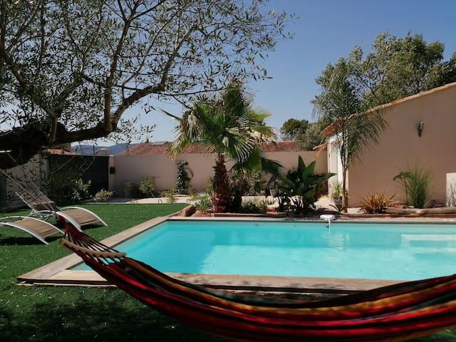 Villa farniente avec piscine
