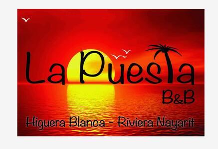 La Puesta B&B One Higuera Blanca - Riviera Nayarit