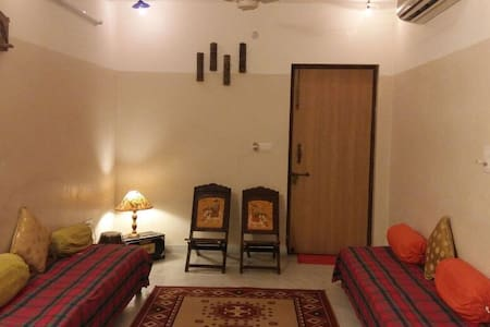 Beautiful Traditional Indian apartment - Delhi - อพาร์ทเมนท์