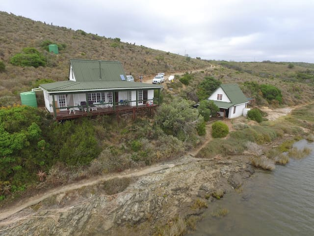 """ROOIKOP"" A HOUSE ON THE BREEDE RIVER ESTUARY"