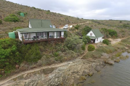 """""""ROOIKOP"""" A HOUSE ON THE BREEDE RIVER ESTUARY"""