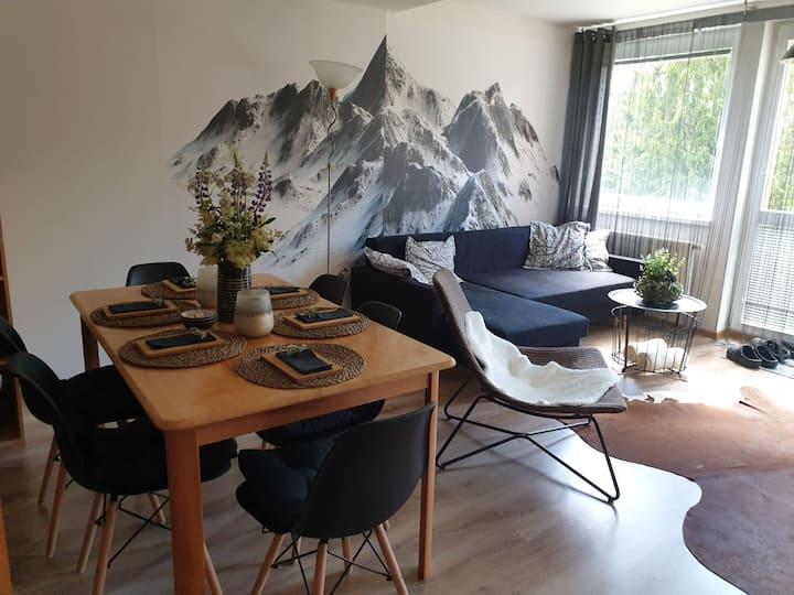 3-izbový apartmán A7-Tatranská Štrba(Vysoké Tatry)