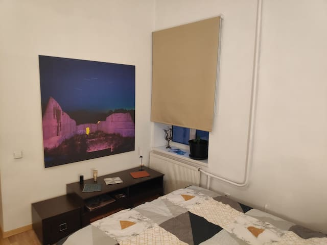NEW Central Gedimino st. Apartment w. KingSize bed
