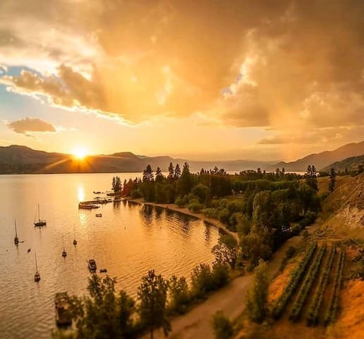 Naramata Wineries...