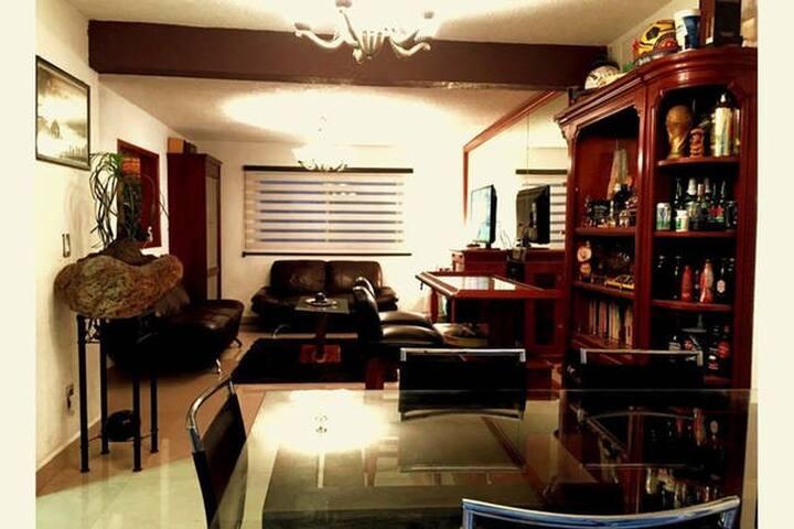 Increíble habitación Reforma e insurgentes - Ciudad de México - Apartment