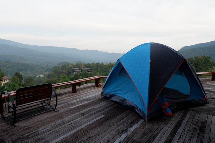 Tent on the Hill, Chiang Mai