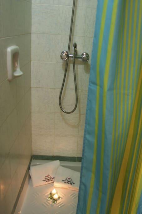 Badezimmer ensuit