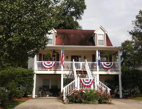 The Marsh House