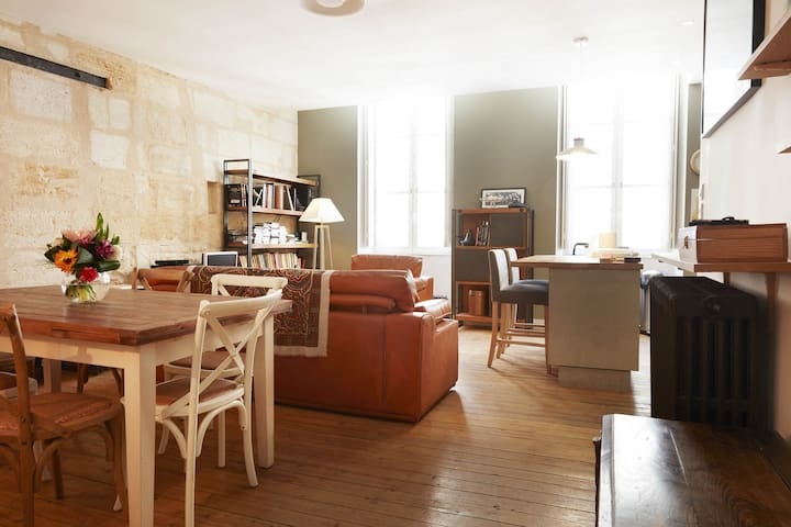 centre historique - Bordeaux - Wohnung