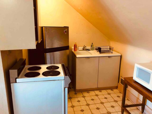 Furnished Apartment with Amenities