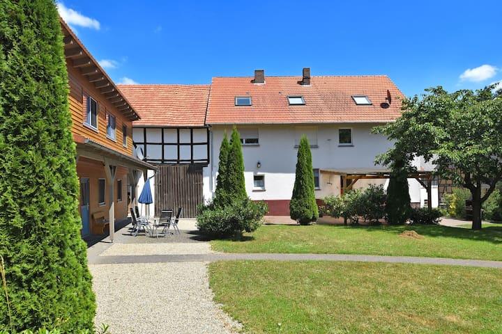 Appartement cosy à Huddingen, animaux acceptés
