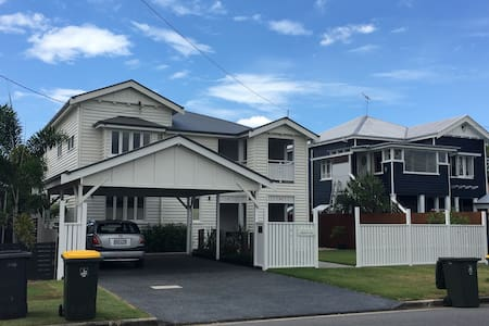 Modern large home 8mins to A/port/CBD own bedroom