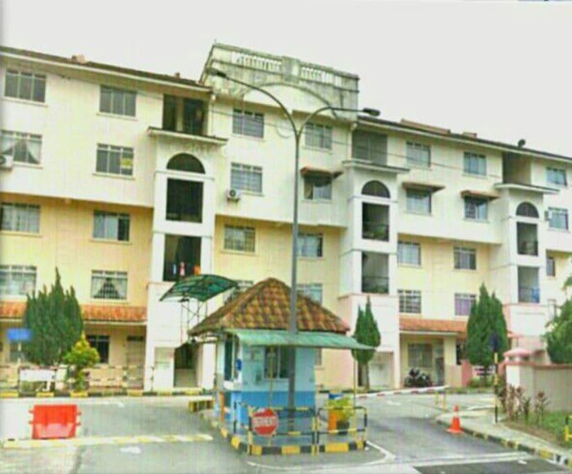 Sri awana townhouse Apartment