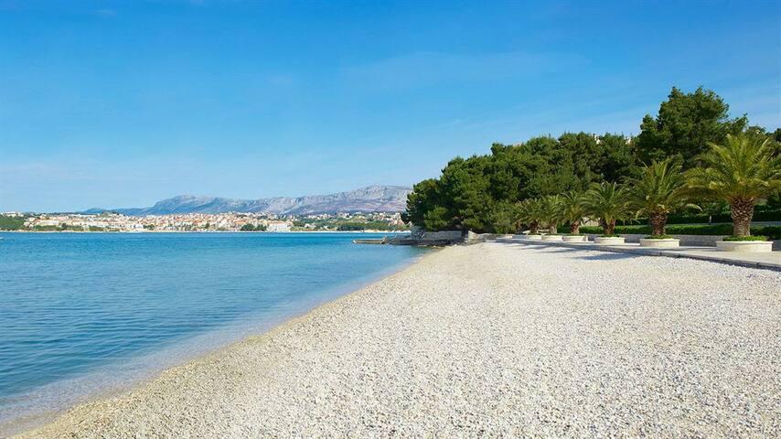 Apartment Boris A2 - 4 persons - 7 km from Split - Podstrana - Flat