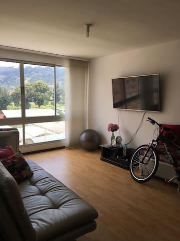 Habitación privada para 1 o 2