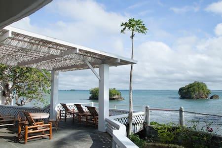 Mediterranean Beach Villa - Guimaras Island