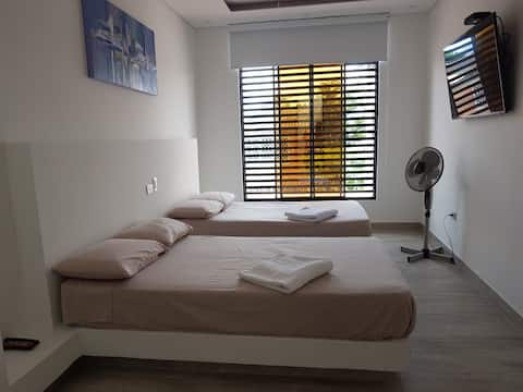 Moderna Casa con piscina privada