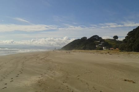 Cosy Caravan, by the Coast! - Opotiki - Husbil/husvagn