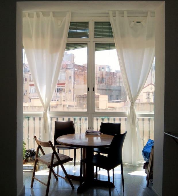 Living Room, Comedor, Salon