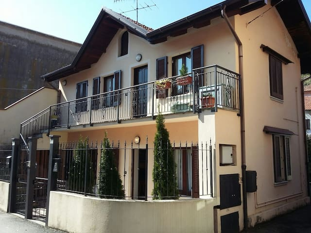 Appartamento a Bagnella - Omegna - Apartament