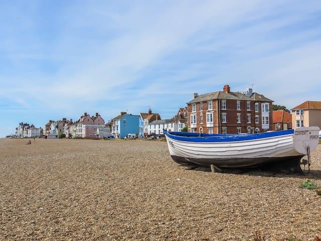 Little Gunfleet - Situated on Aldeburgh Beach - Aldeburgh - Leilighet