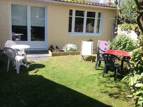 Little cottage 5 min walk from the heart of town